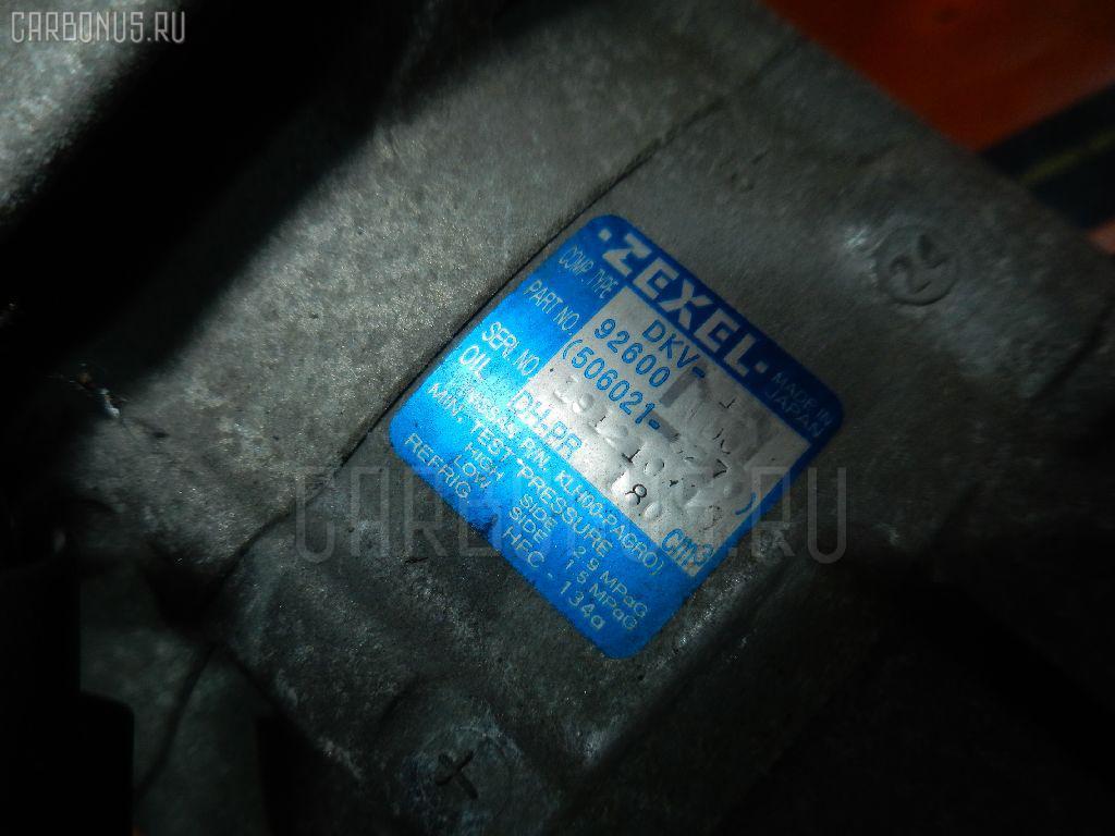 Компрессор кондиционера NISSAN WINGROAD WFY11 QG15DE Фото 2