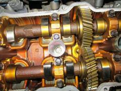 Двигатель Toyota Crown majesta UZS143 1UZ-FE Фото 2