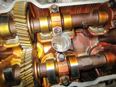 Двигатель Toyota Crown majesta UZS143 1UZ-FE Фото 4
