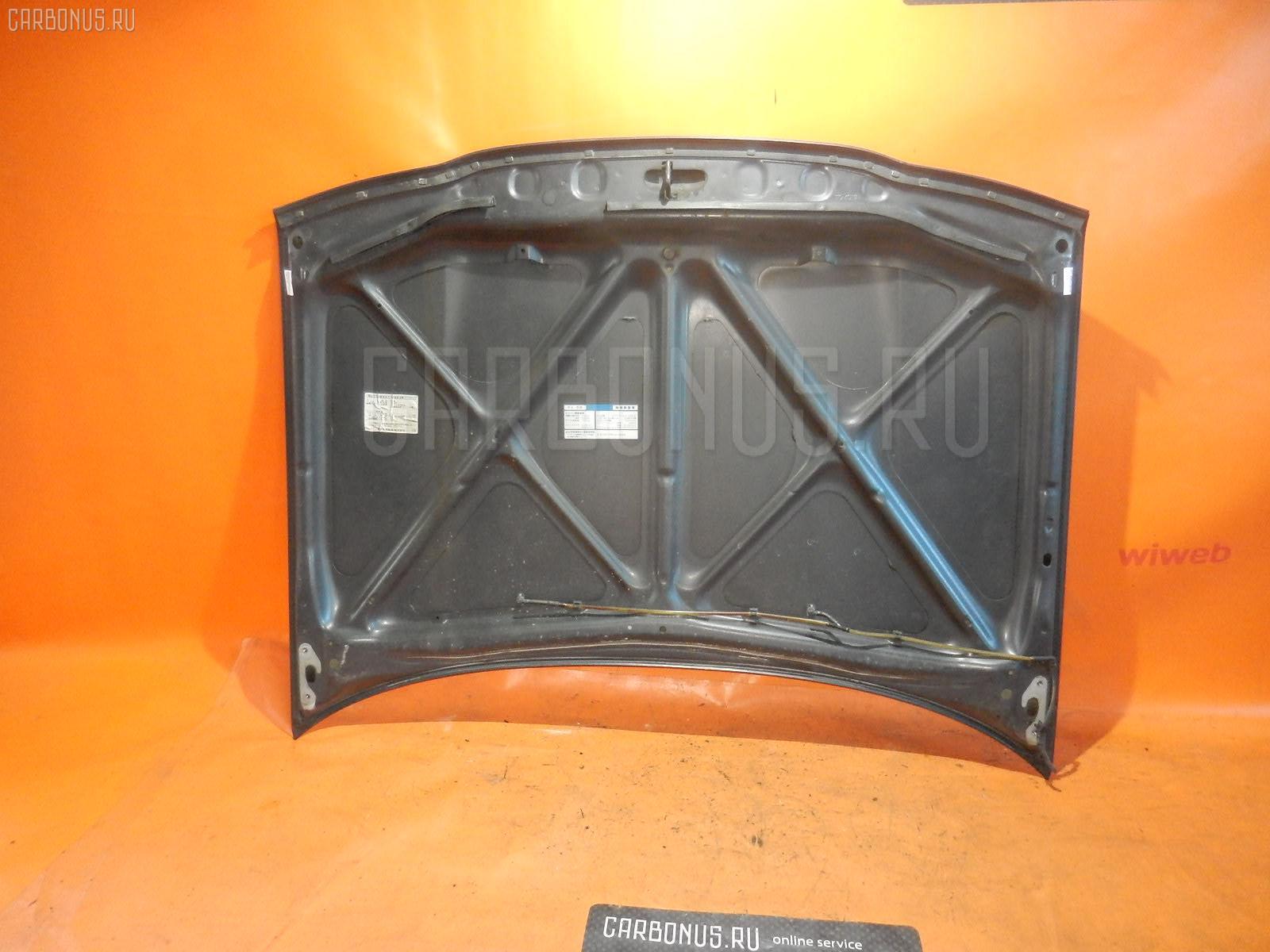 Капот TOYOTA CORSA EL45. Фото 2