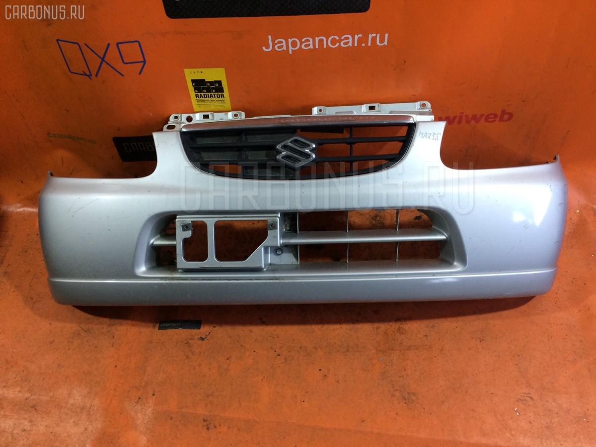 Бампер Suzuki Alto HA23S Фото 1