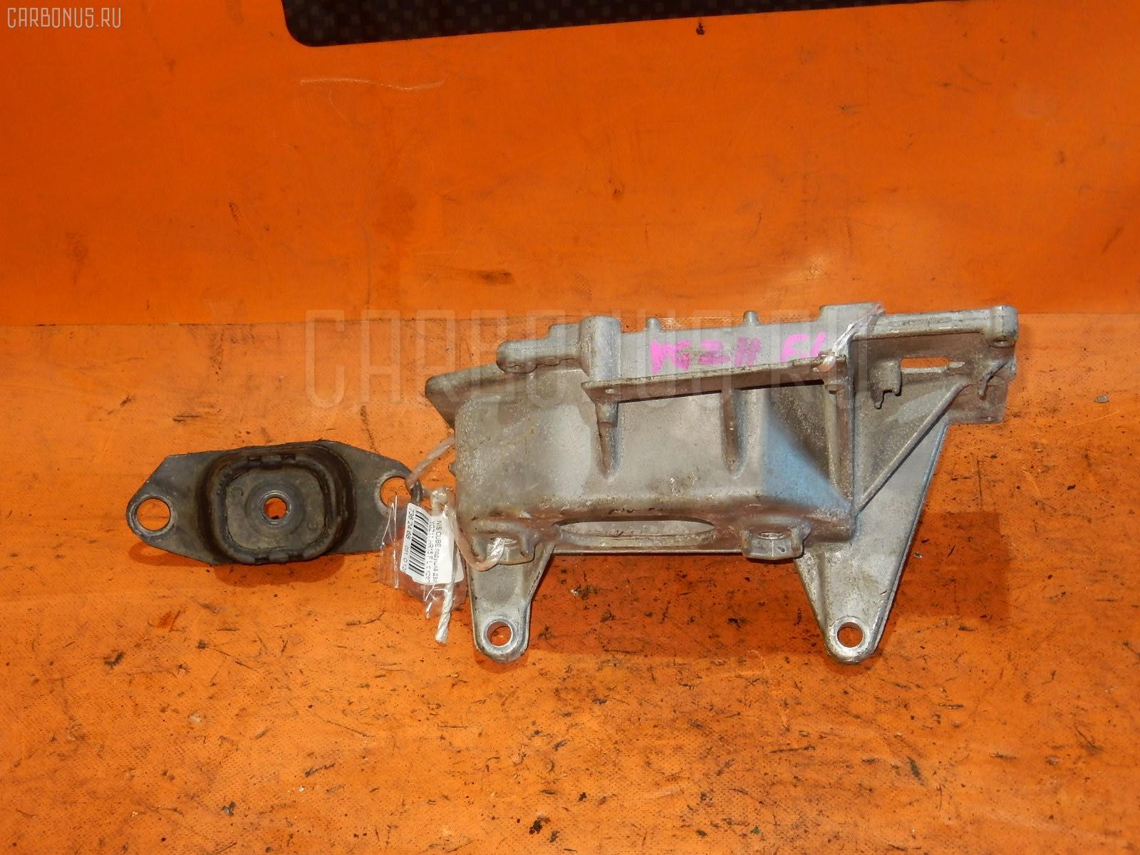Подушка двигателя NISSAN CUBE YGZ11 HR15 Фото 2