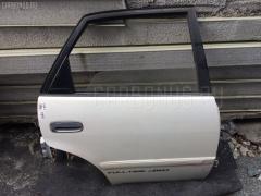 Дверь боковая Toyota Sprinter AE114 Фото 3
