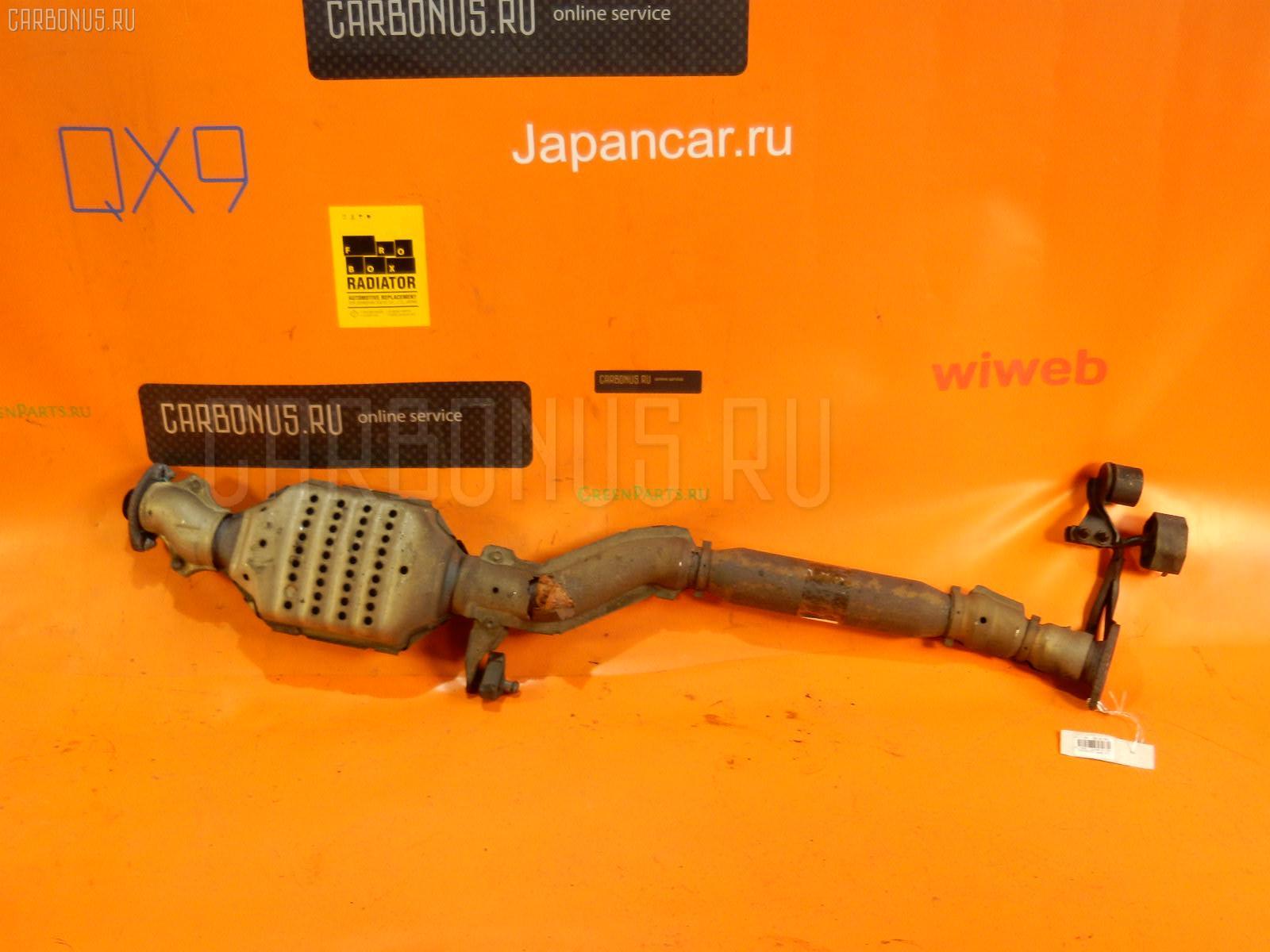 Глушитель TOYOTA SPRINTER AE114 4A-FE Фото 1