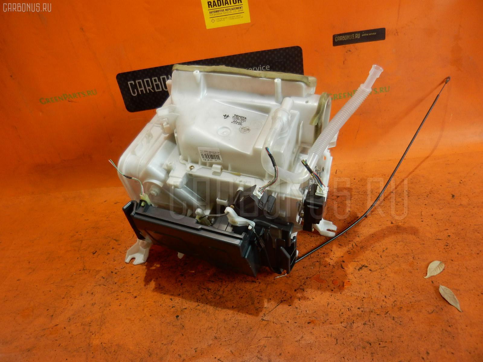 Радиатор печки TOYOTA SPRINTER AE114 4A-FE. Фото 2