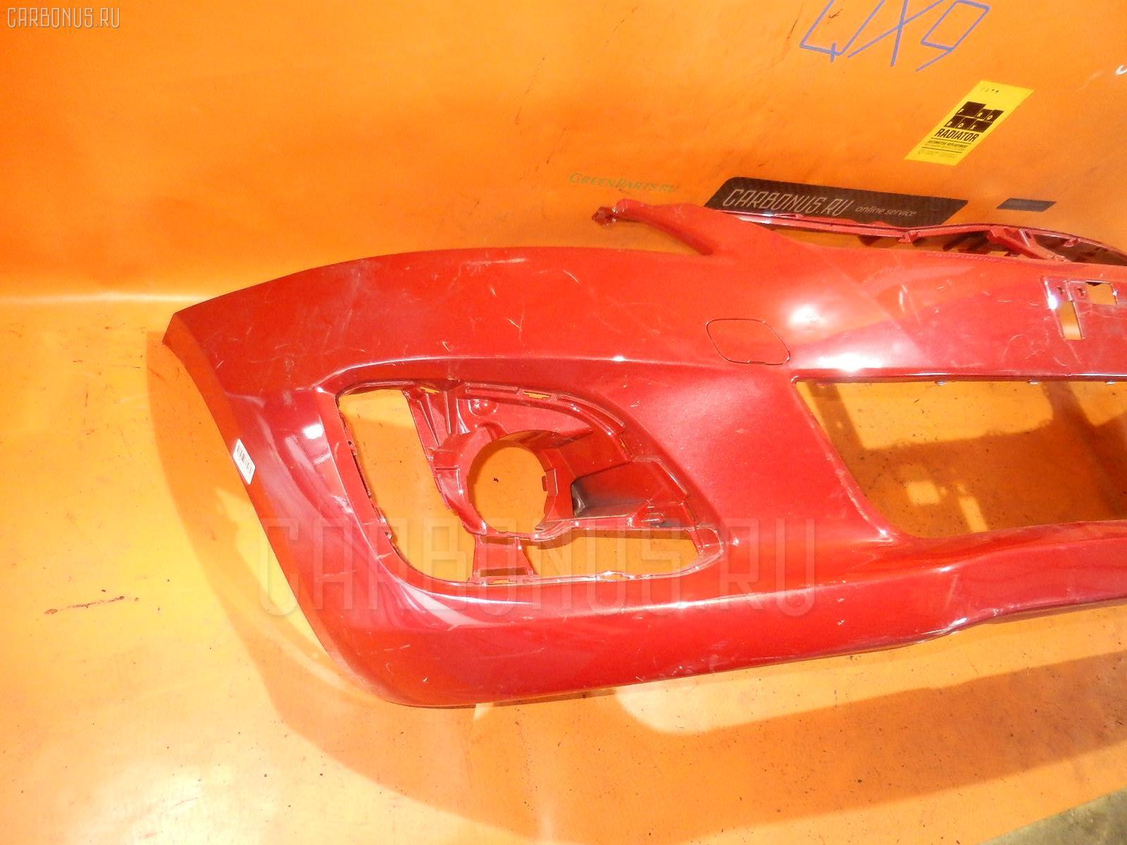 Бампер SUZUKI SWIFT ZC72S Фото 1