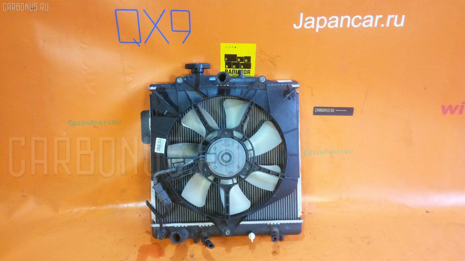 Радиатор ДВС HONDA LIFE JB6 P07A Фото 2