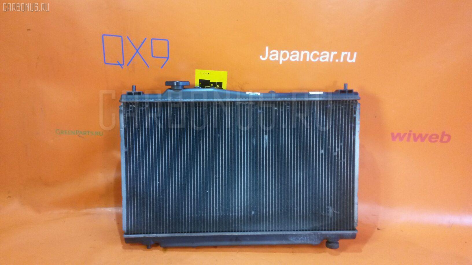 Радиатор ДВС HONDA STREAM RN1 D17A Фото 1