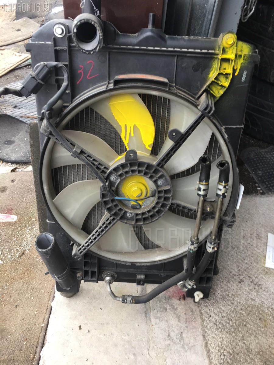 Радиатор ДВС NISSAN OTTI H91W 3G83 Фото 1