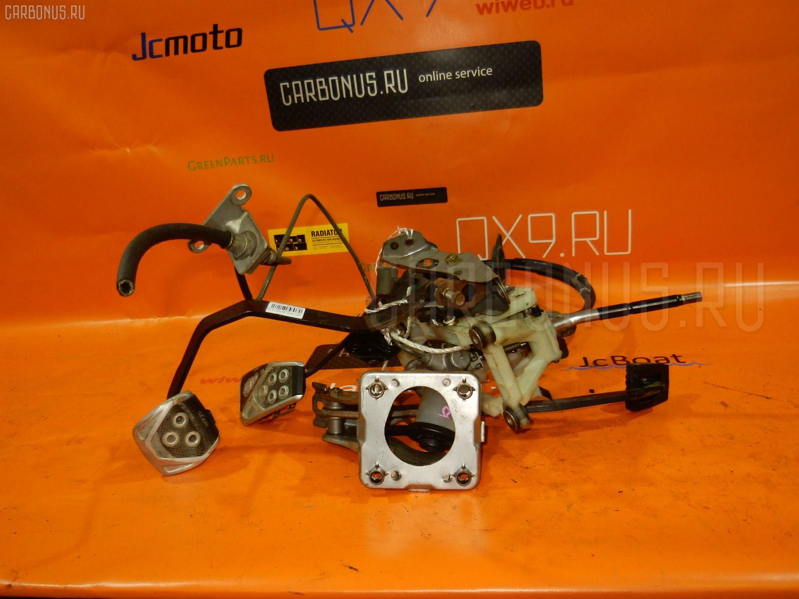 Тросик на коробку передач TOYOTA SPRINTER TRUENO AE111 4A-GE. Фото 1