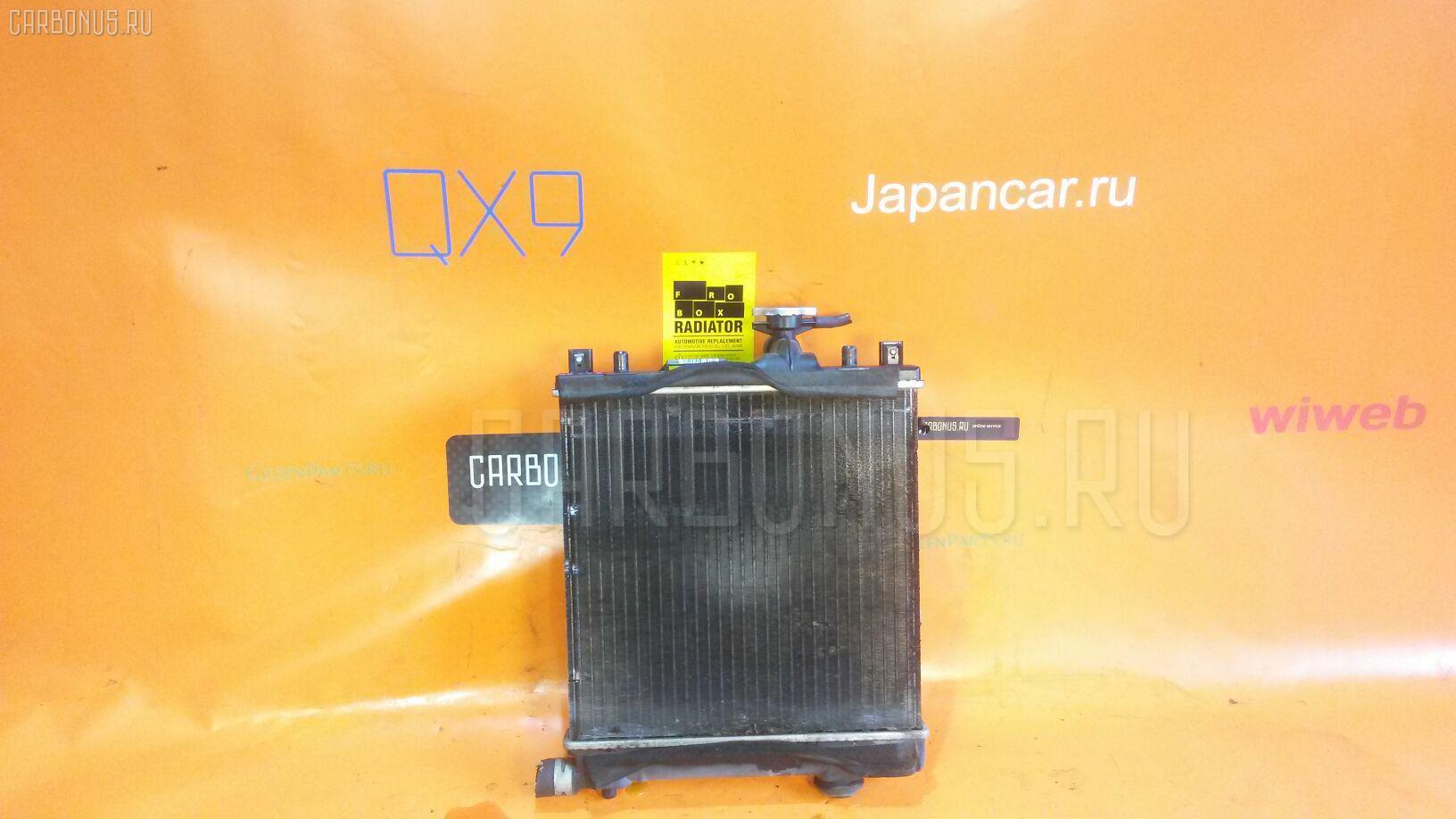 Радиатор ДВС Mazda Carol HB24S K6A Фото 1
