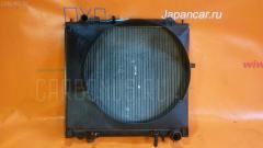 Радиатор ДВС Mitsubishi Delica space gear PE8W 4M40 Фото 2