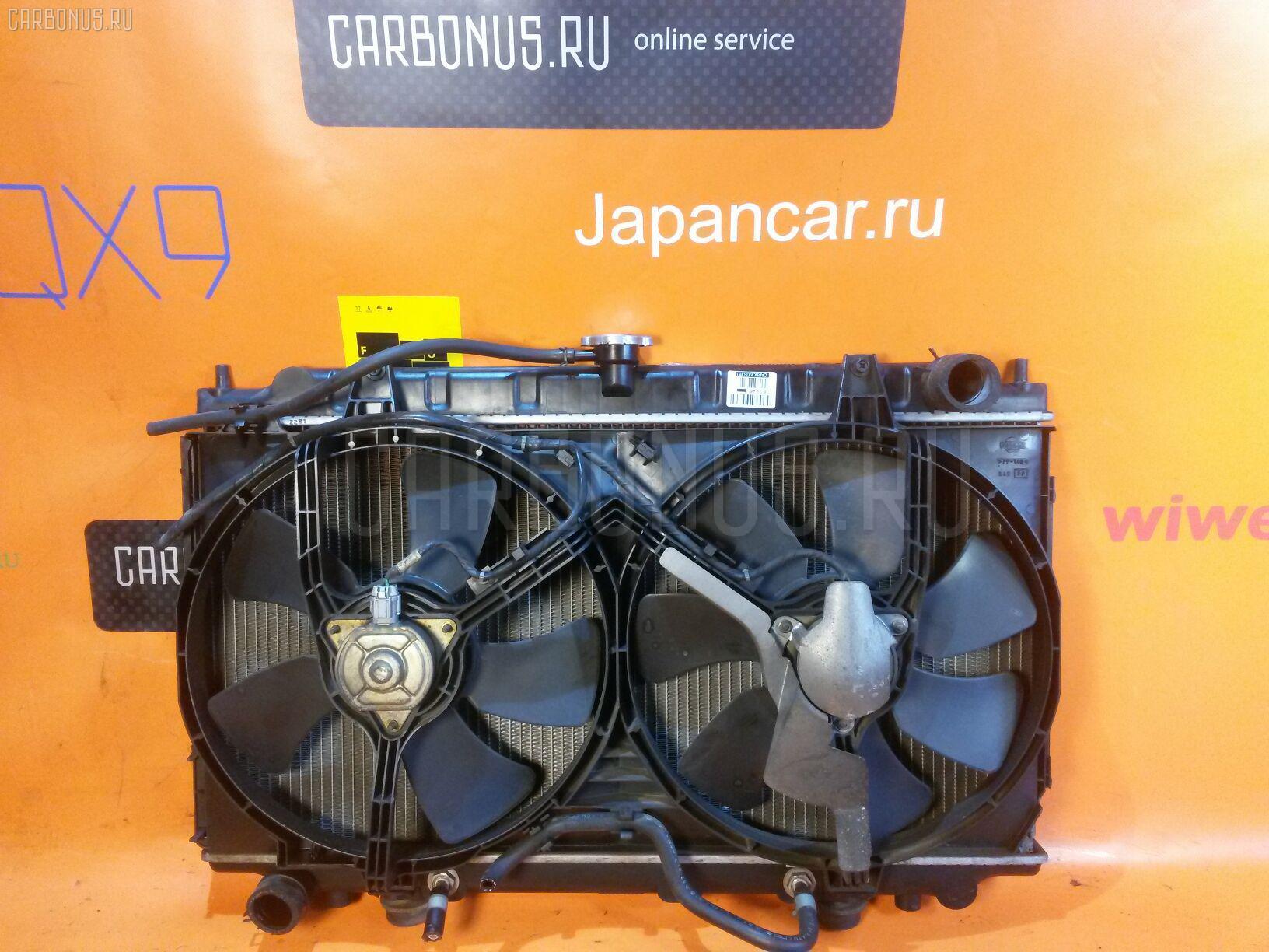 Радиатор ДВС NISSAN BLUEBIRD HU14 SR20DE Фото 2