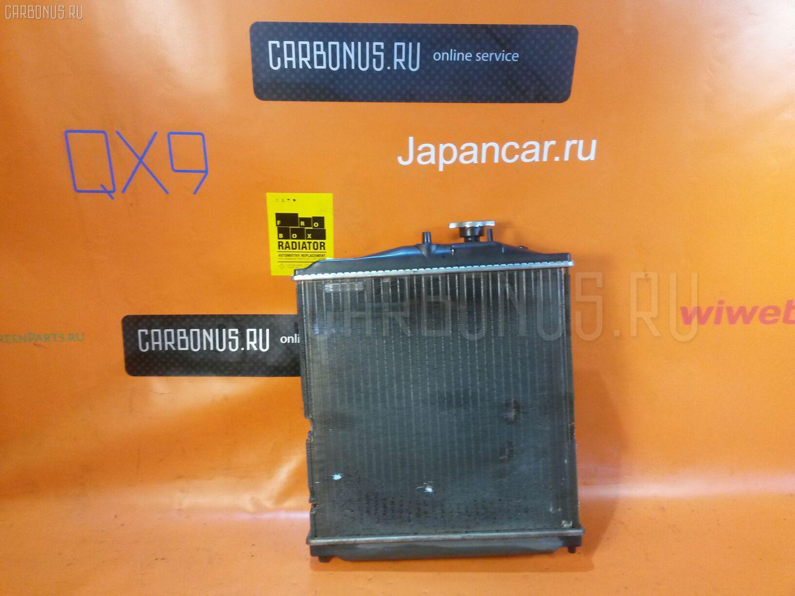 Радиатор ДВС HONDA LIFE JB2 E07Z Фото 1