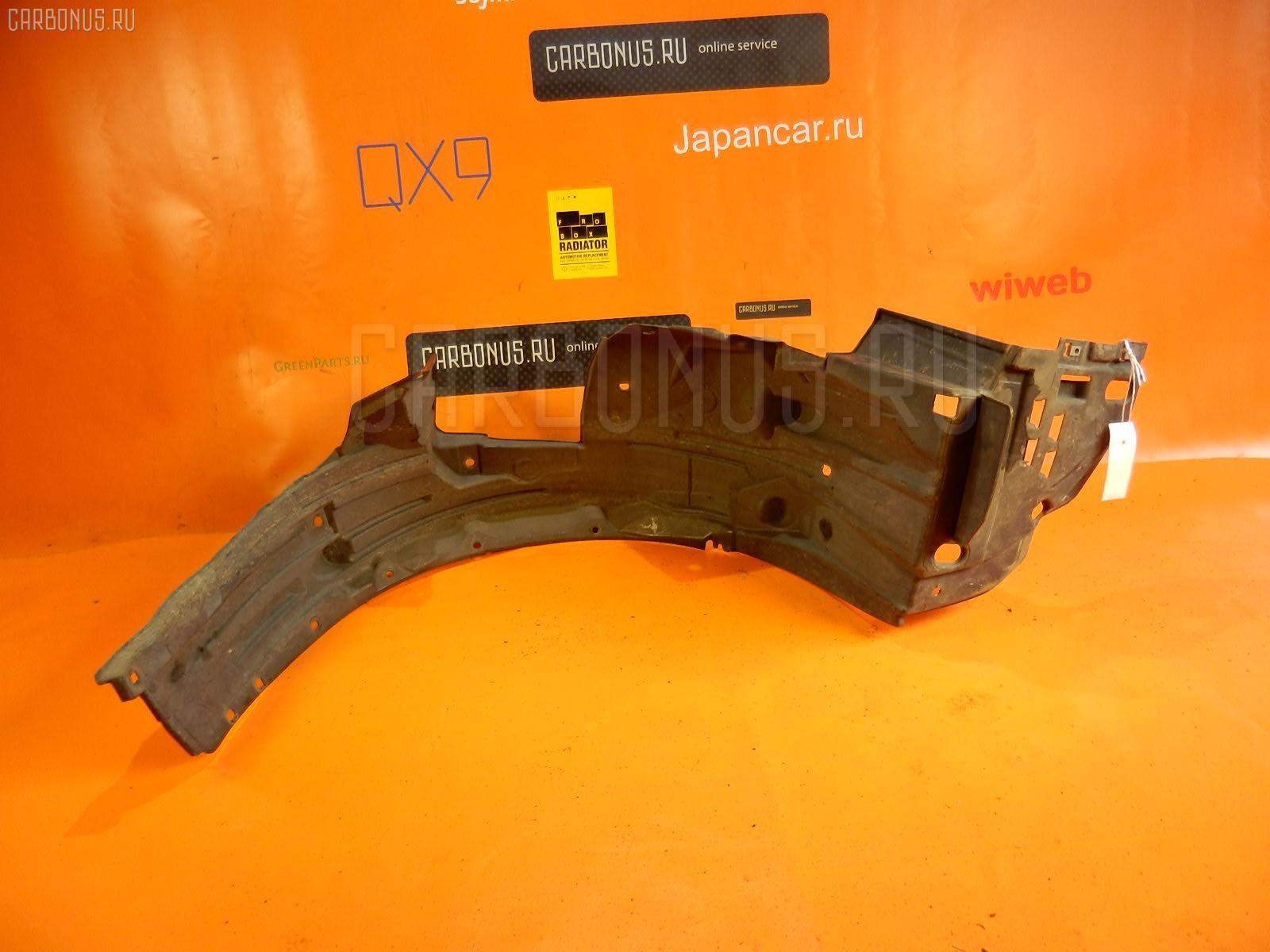 Подкрылок HONDA INSIGHT ZE2 LDA Фото 1