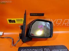 Зеркало двери боковой Daihatsu Terios kid J111G Фото 4