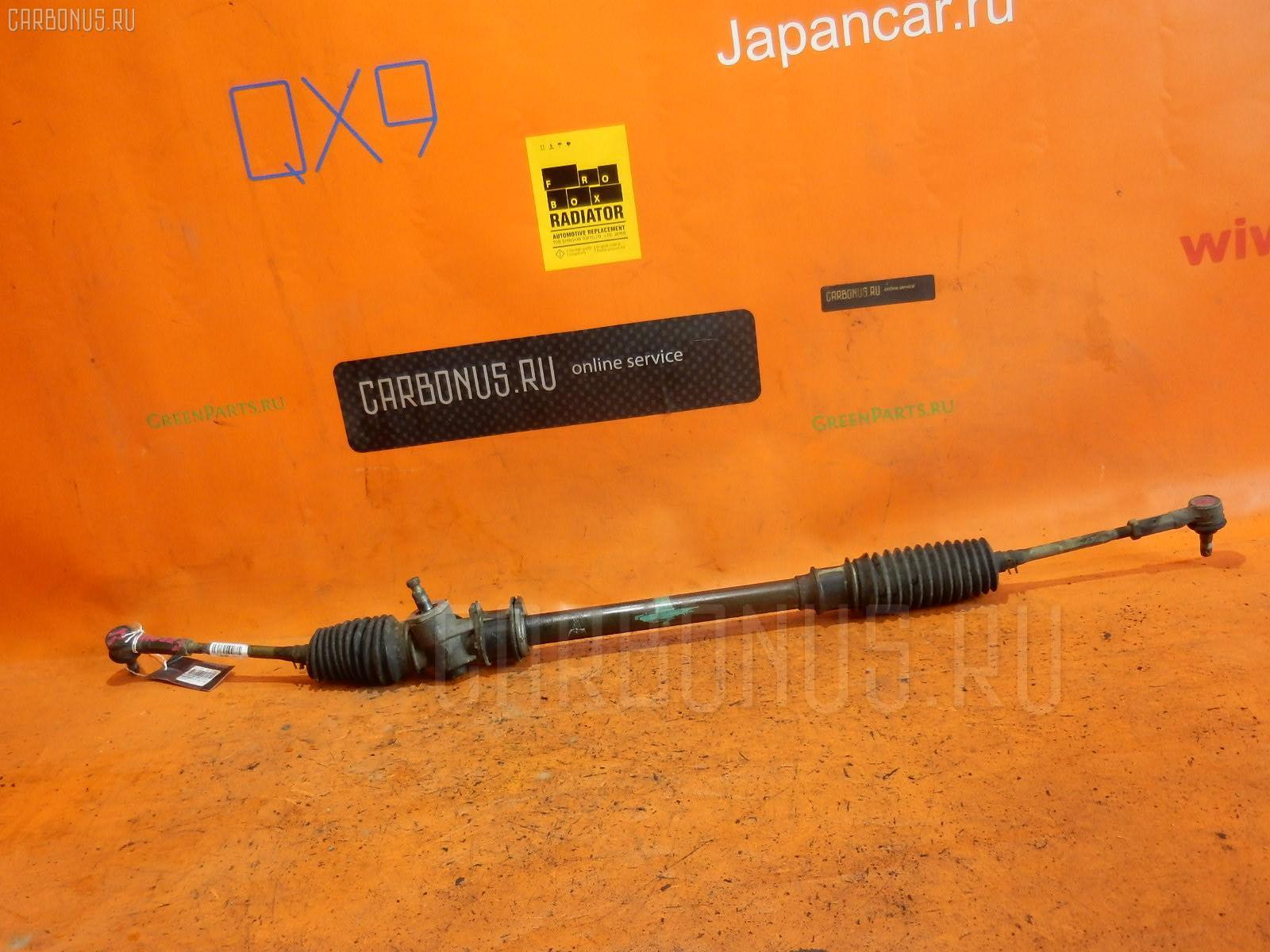 Рулевая рейка SUZUKI KEI HN22S K6A. Фото 6