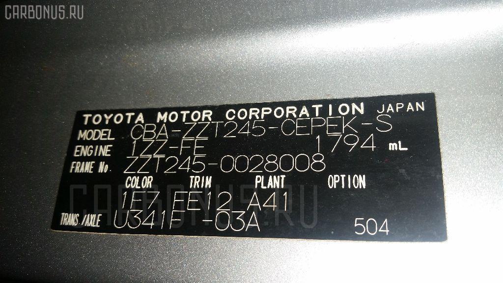 Мотор печки TOYOTA ALLION ZZT245 Фото 4