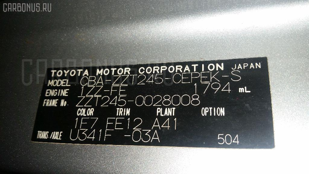 Стеклоподъемный механизм TOYOTA ALLION ZZT245 Фото 3