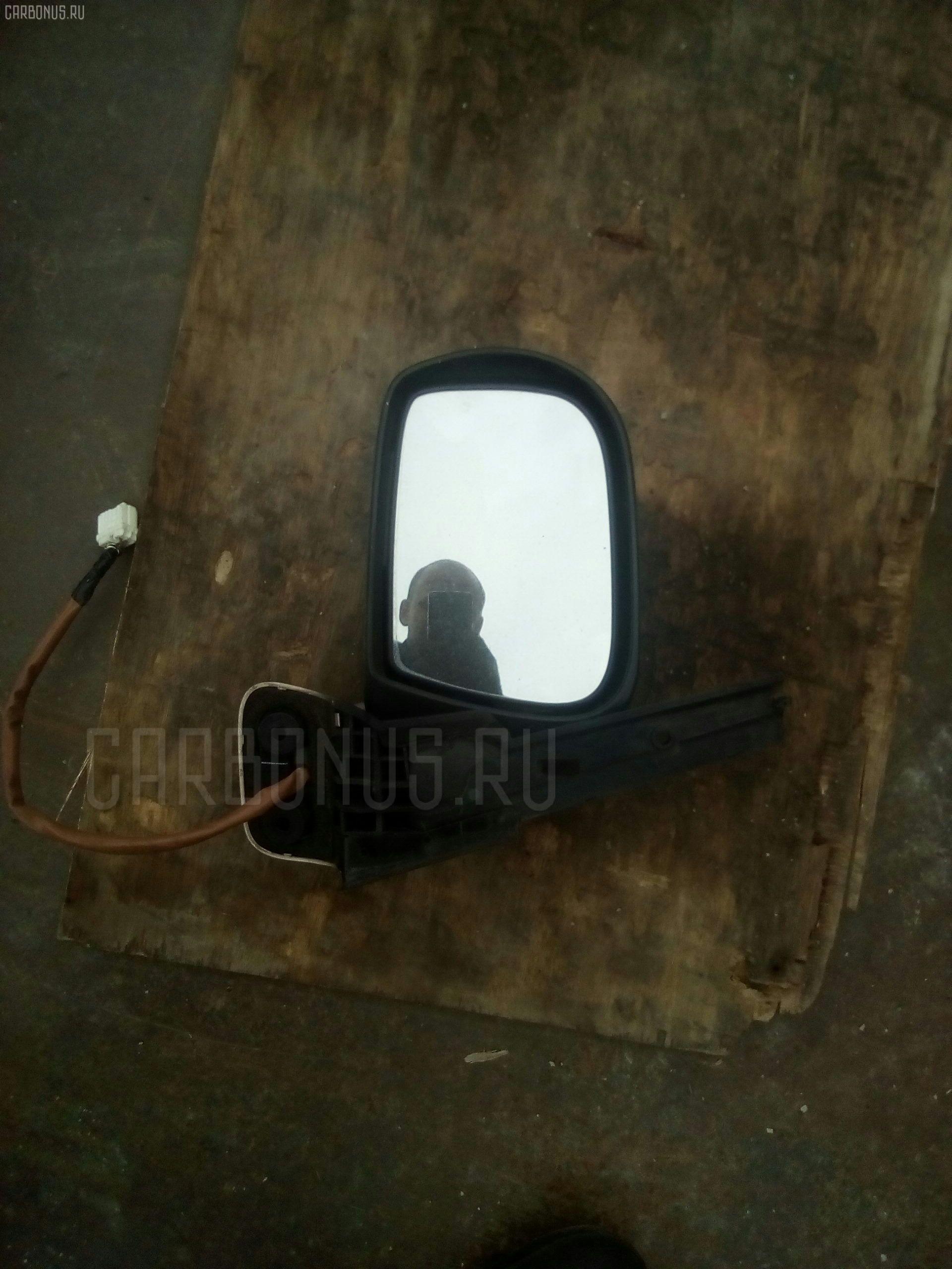 Зеркало двери боковой SUBARU STELLA RN2 Фото 1