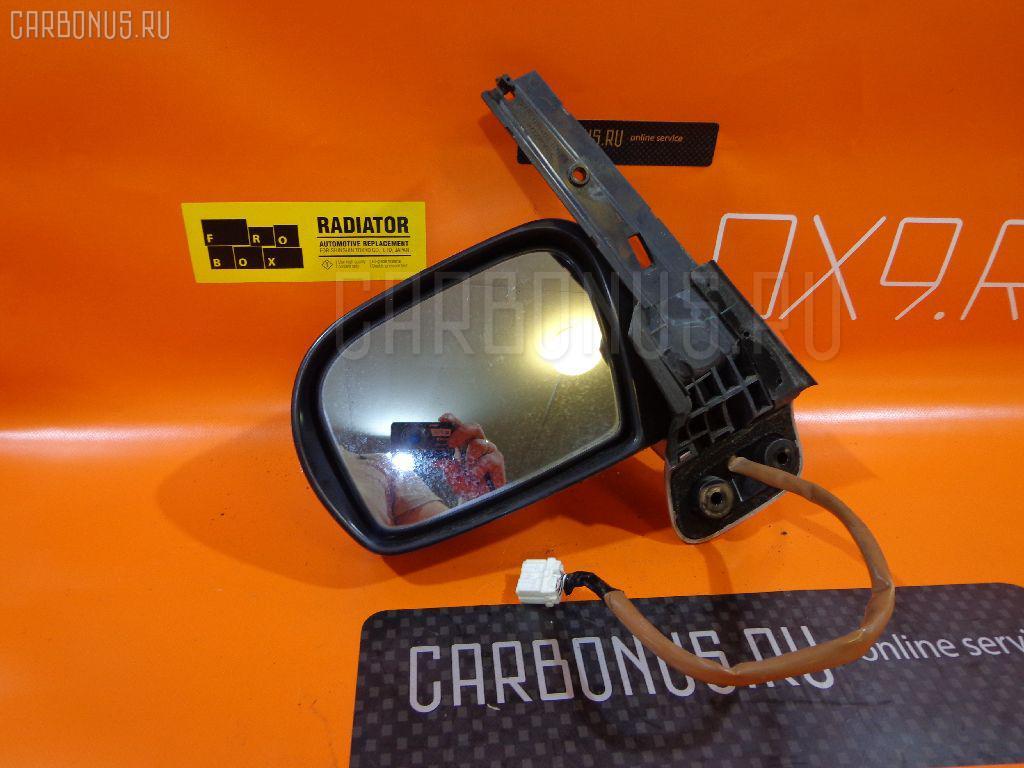 Зеркало двери боковой SUBARU STELLA RN2 Фото 3