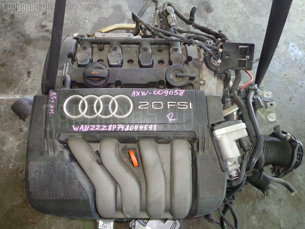Двигатель Audi A3 8PAXW AXW Фото 1