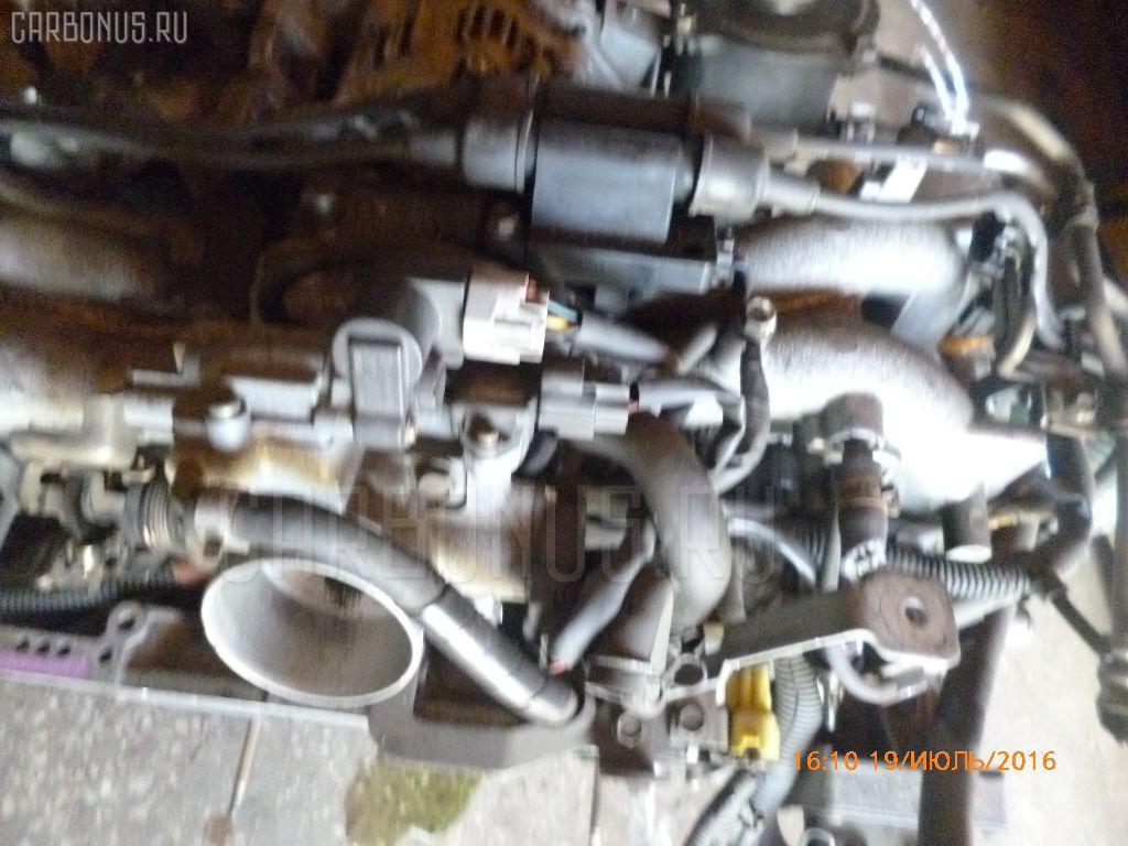 Двигатель SUBARU FORESTER SF5 EJ202. Фото 9
