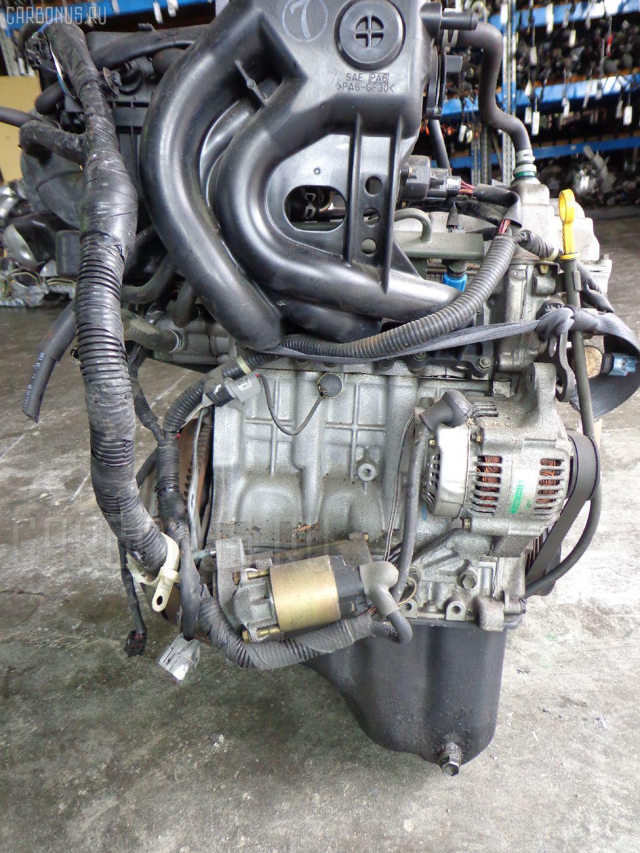 Двигатель SUZUKI WAGON R MC22S K6A Фото 3