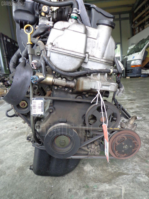 Двигатель SUZUKI WAGON R MC22S K6A Фото 5