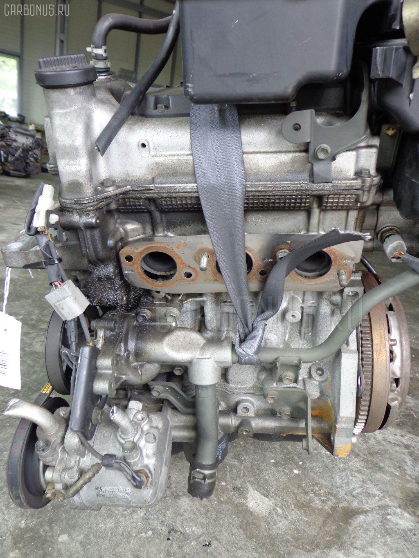 Двигатель SUZUKI WAGON R MC22S K6A Фото 6