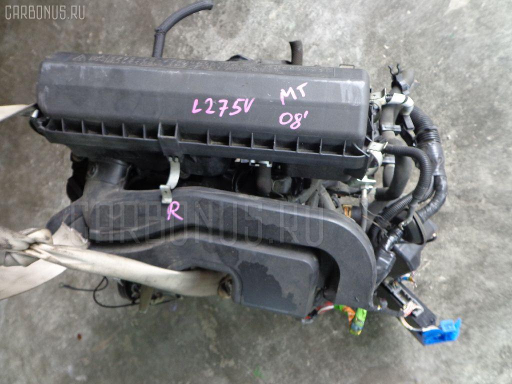 Двигатель DAIHATSU MIRA L275V KF-VE Фото 1