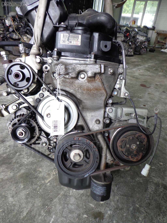 Двигатель DAIHATSU MIRA L275V KF-VE Фото 6
