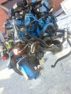 Двигатель DAIHATSU MIRA L275V KF-VE Фото 2