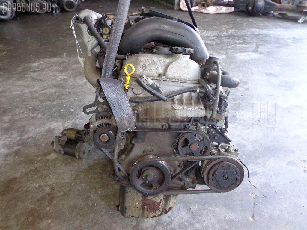 Двигатель SUZUKI KEI HN21S K6A-T Фото 3