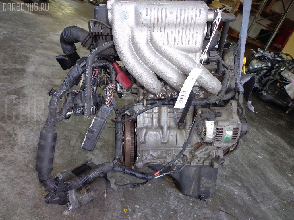 Двигатель SUZUKI KEI HN21S K6A-T Фото 4