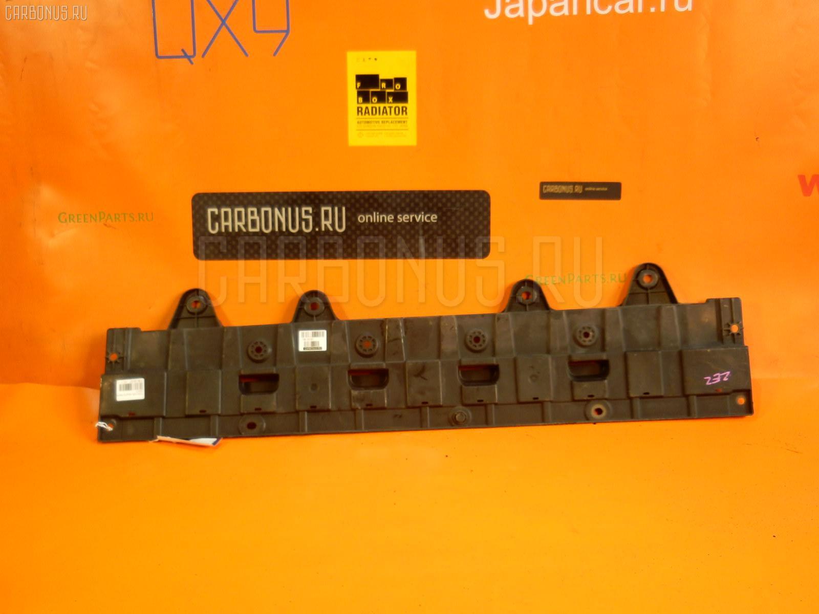Защита бампера HONDA INSIGHT ZE2 Фото 1