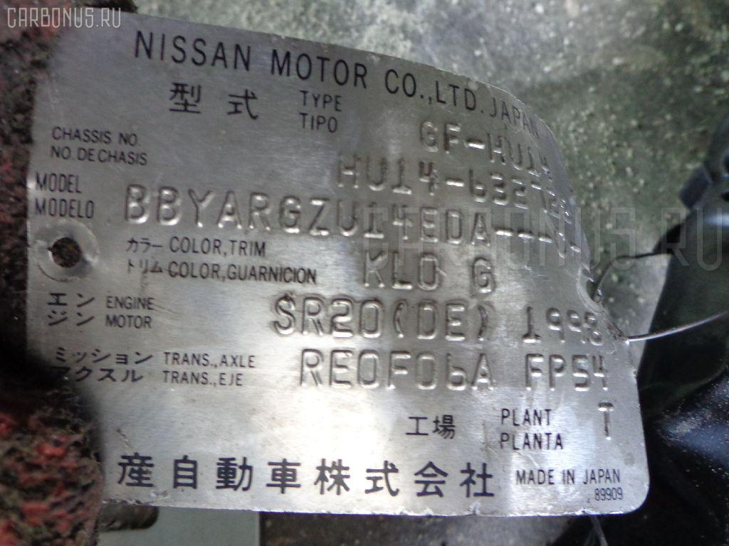 КПП автоматическая NISSAN BLUEBIRD HU14 SR20DE Фото 7