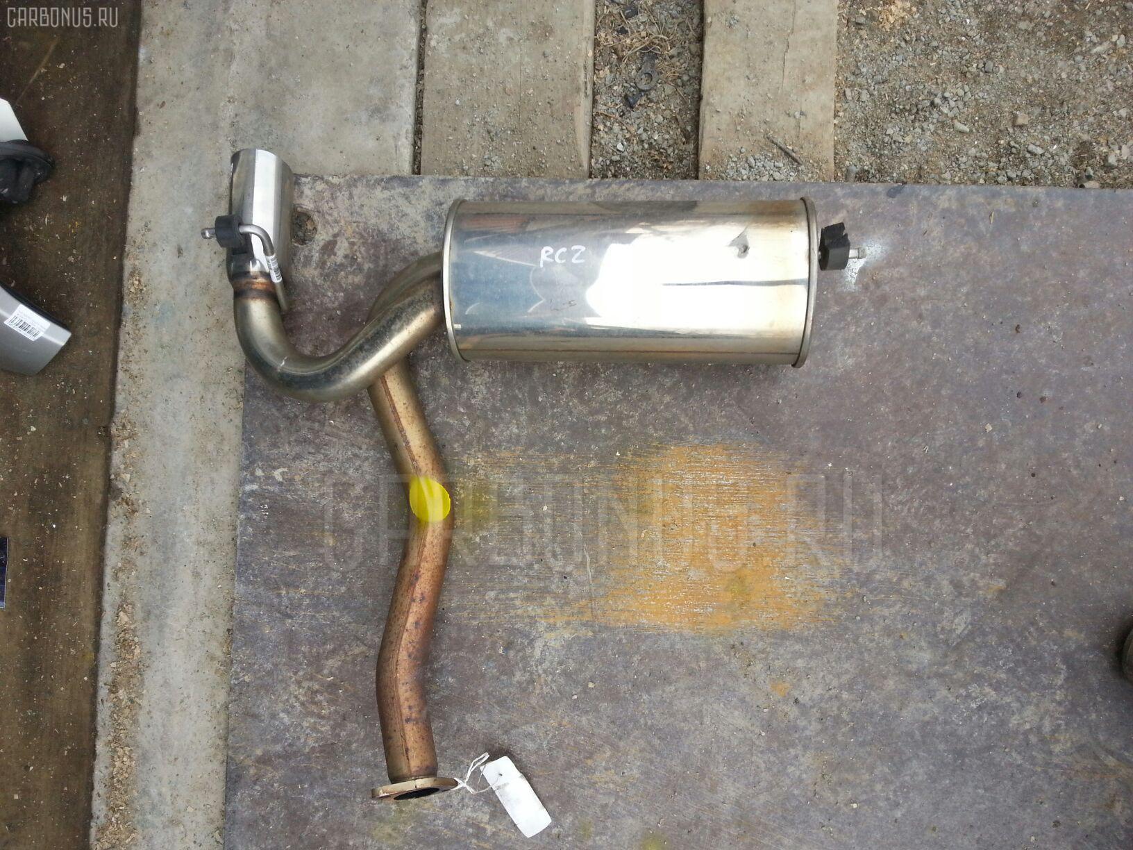 Глушитель SUBARU R2 RC2 EN07 Фото 1