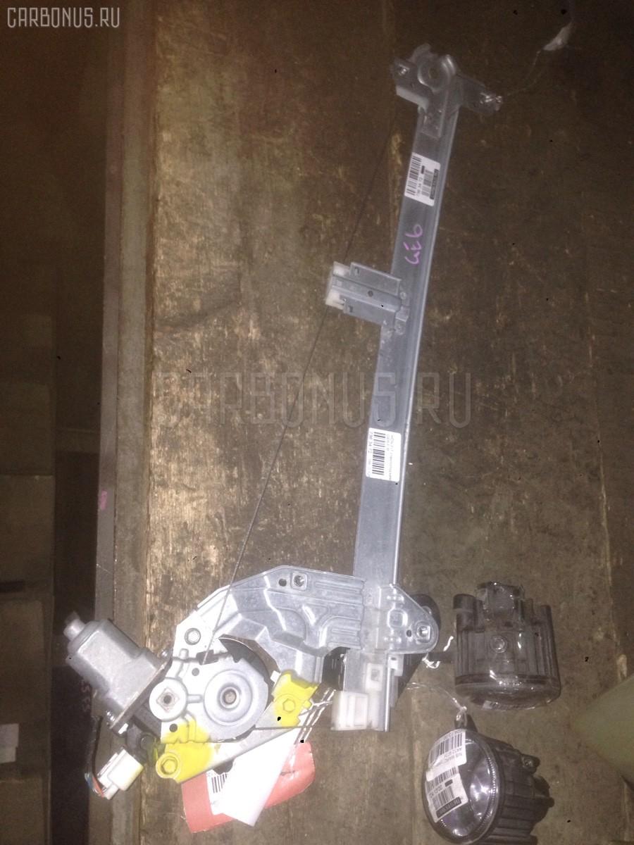Стеклоподъемный механизм HONDA FIT GE6 Фото 1
