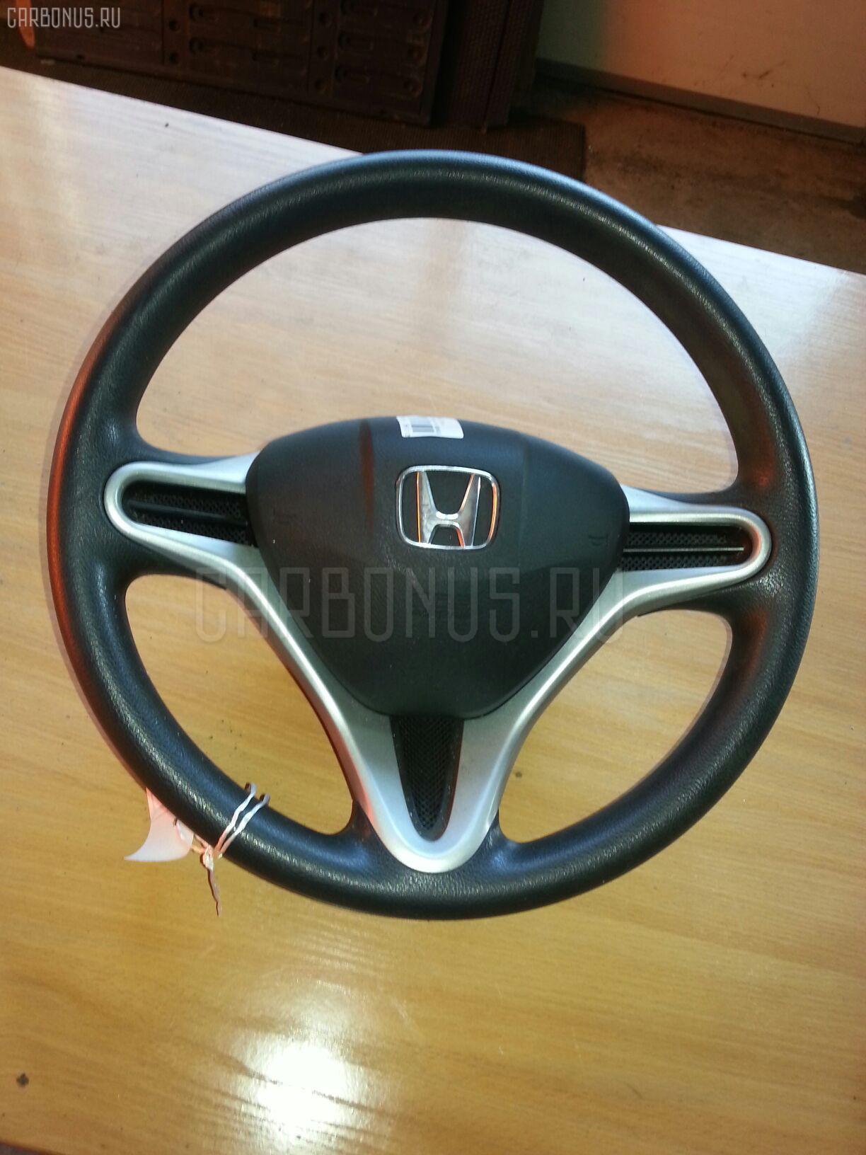 Руль Honda Fit GE6 Фото 1