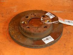 Тормозной диск HONDA FIT GE6 L13A Фото 1