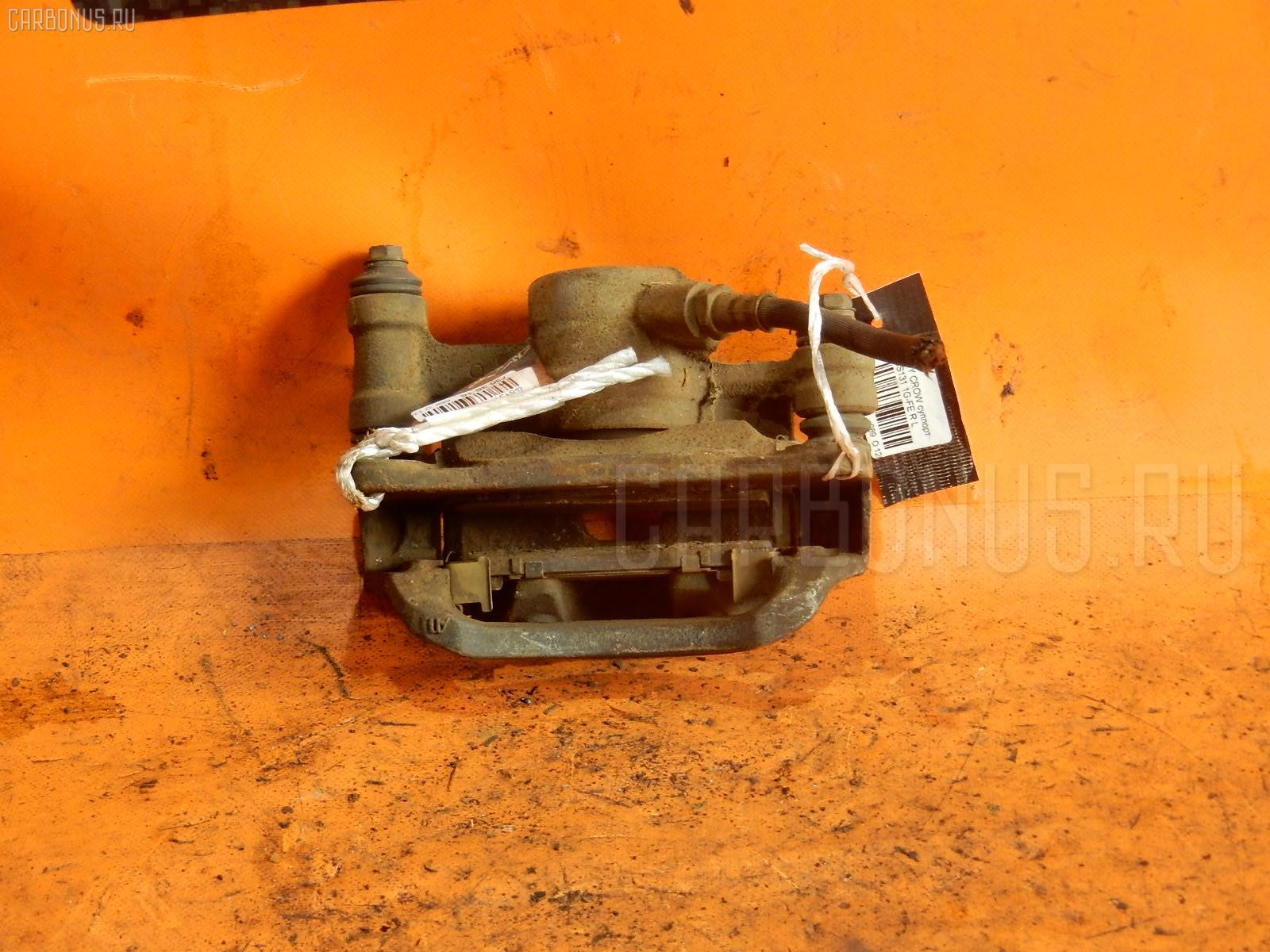 Суппорт TOYOTA CROWN GS131 1G-FE. Фото 3