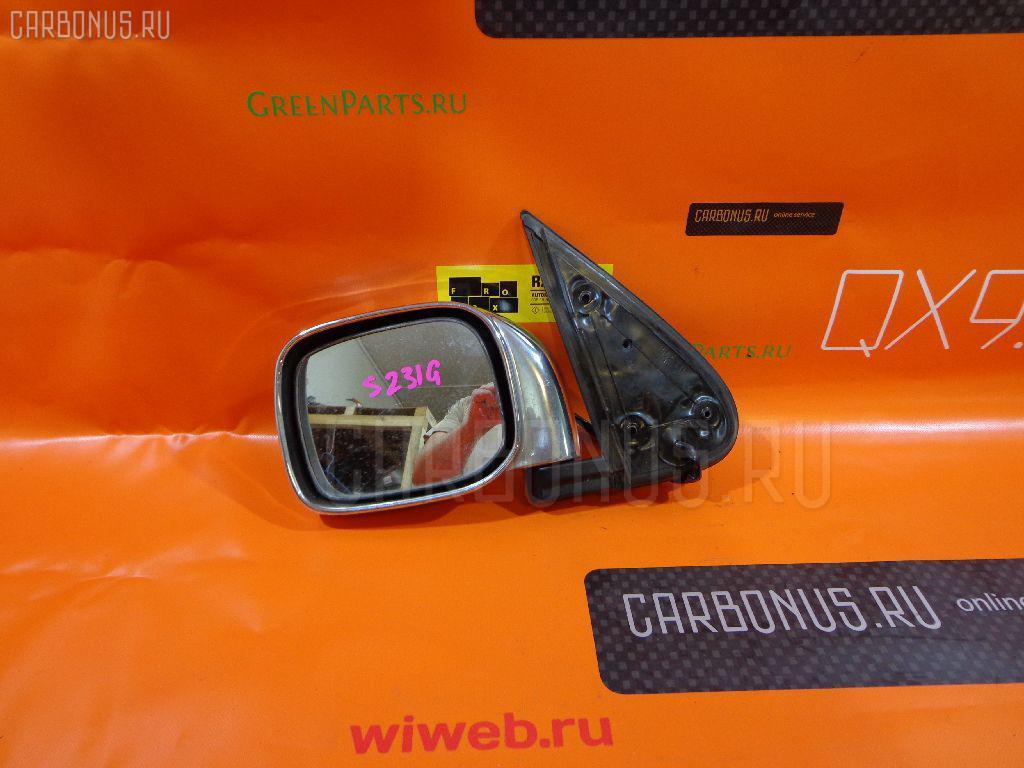 Зеркало двери боковой DAIHATSU ATRAI7 S231G Фото 3