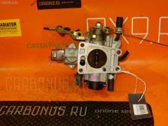Дроссельная заслонка Nissan March K11 CG10DE Фото 2