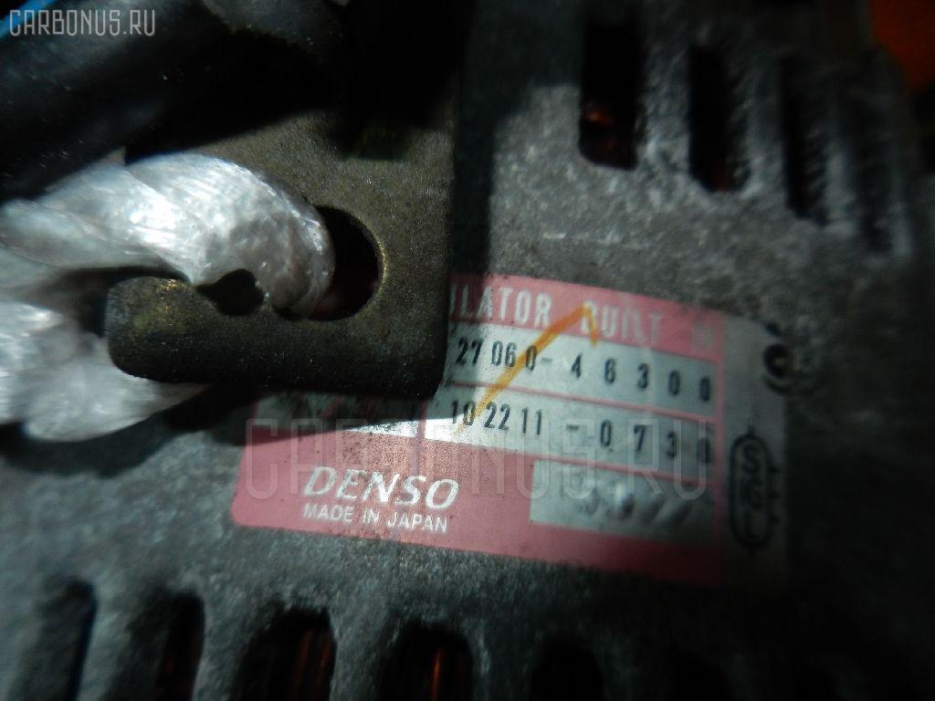 Генератор TOYOTA ARISTO JZS160 2JZ-GE Фото 2