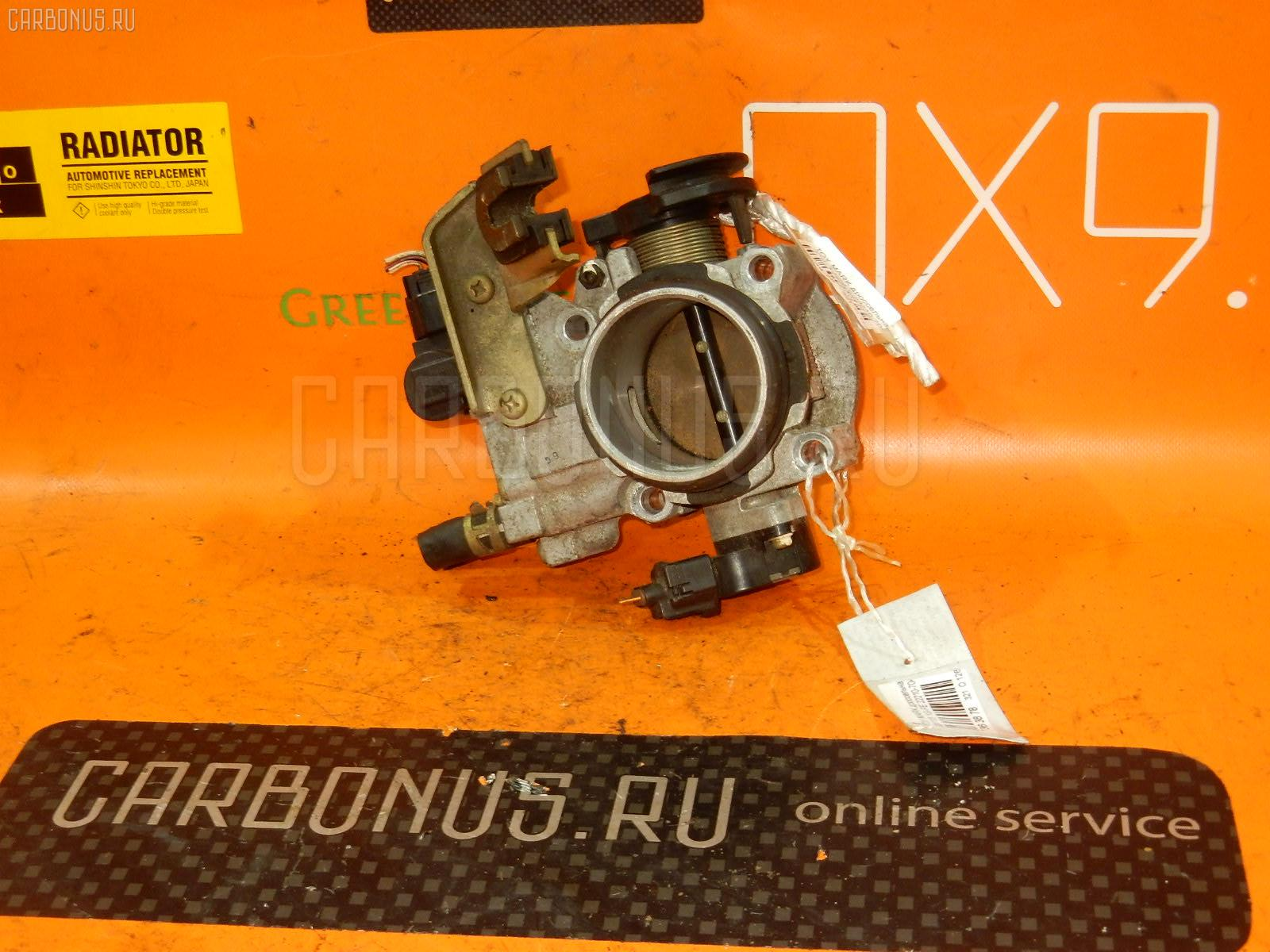 Дроссельная заслонка TOYOTA MARK II GX115 1G-FE Фото 1