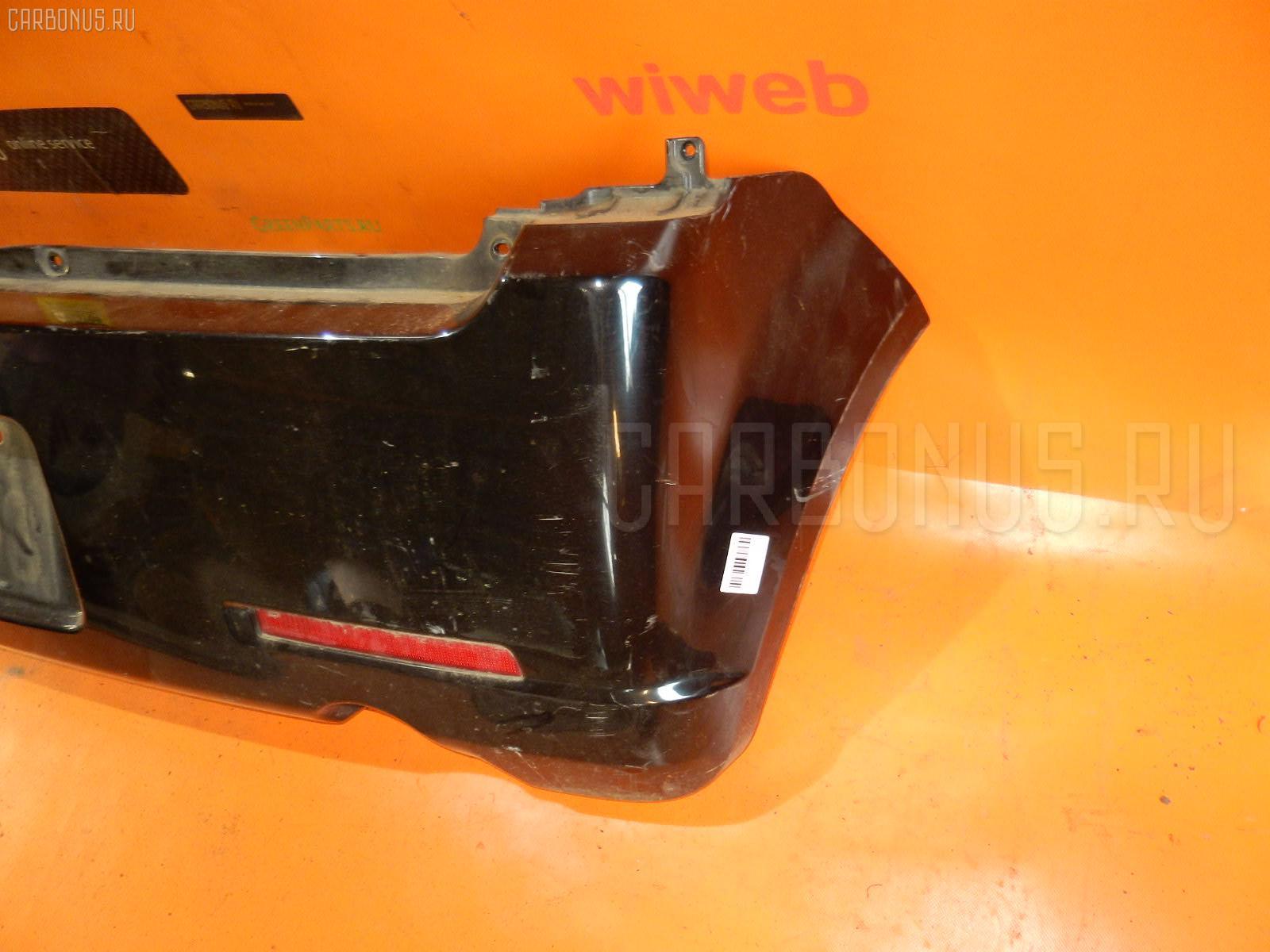 Бампер MITSUBISHI EK-WAGON H82W Фото 1