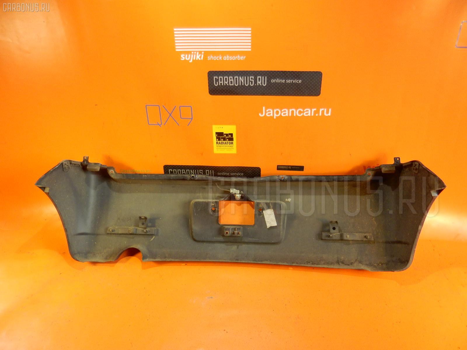 Бампер MITSUBISHI EK-WAGON H82W Фото 3
