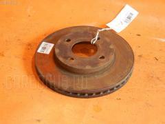 Тормозной диск NISSAN AD EXPERT VAY12 CR12DE Фото 2