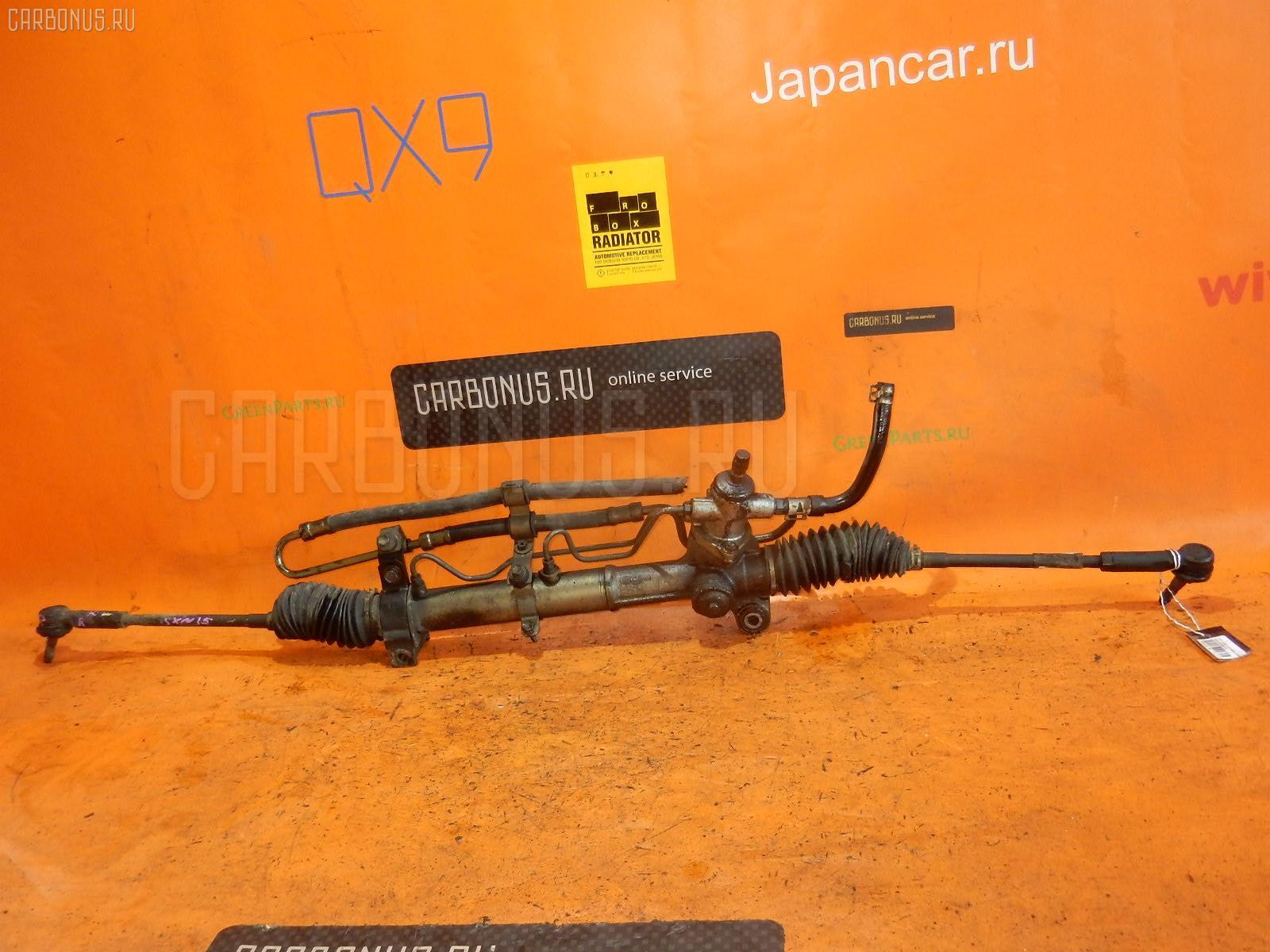 Рулевая рейка TOYOTA NADIA SXN15 3S-FE. Фото 2